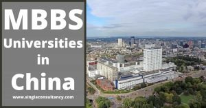 Top MBBS colleges in China